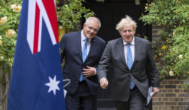 British free trade agreement is a win for the regions