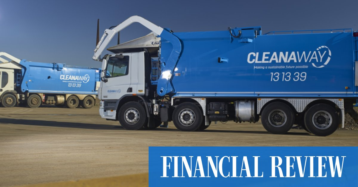 Veolia, Suez global merger scuttles Cleanaway deal