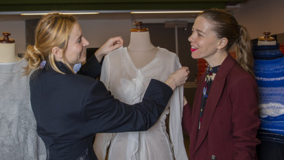 Greatest expectations: Broken heart inspires young designer to top prize