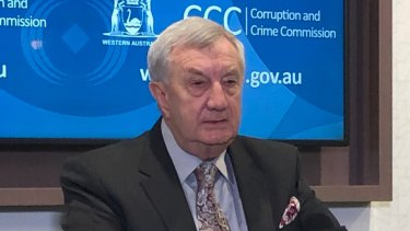 Corruption and Crime Commissioner John McKechnie will consider quitting if Parliament investigates him for contempt.