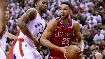 Simmons overlooked in All-NBA selection