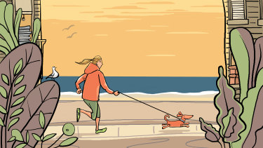 Illustration by Drew Aitken.