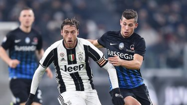 Former Juventus star Claudio Marchisio will be playing in Sydney in May.