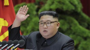 Missing: North Korean leader Kim Jong-un.