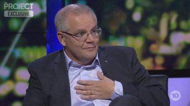 Scott Morrison was visibly incensed he had been accused of fostering Islamophobia.
