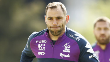 Cameron Smith is hoping to find his kicking boots before Saturday night's preliminary final after an inaccurate performance last weekend.
