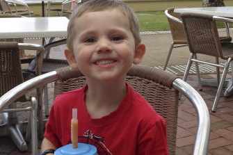 William Tyrrell remains missing.