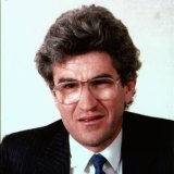 British Conservative MP Stephen Milligan who was found dead at his home in London in 1994.