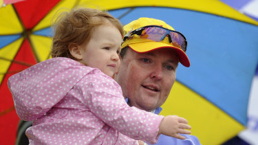 Jarrod Lyle competed in the Wyndham Championship in 2016, his last PGA Tour event.