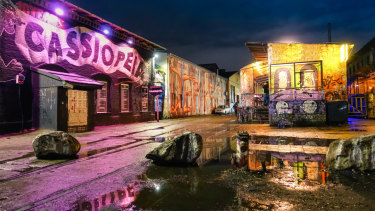 Go partying till the sun comes up': Berlin's nightlife thrives