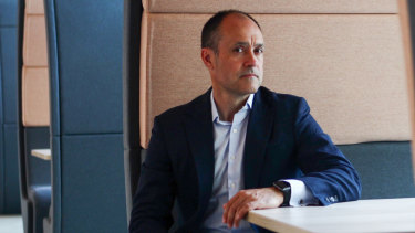 Vodafone chief executive Inaki Berroeta says the telco will be operating with a different vendor than Huawei for 5G.