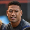 Folau deal sewn up as Wallabies stare down All Blacks