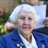 'Same lonely feelings': Queensland war widows recognised on Anzac Day