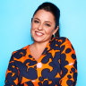 'It's never nice getting the arse': Virtual lunch with Myf Warhurst