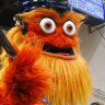 Philadelphia police won't charge Gritty over alleged punching incident