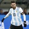 Israel fumes over Argentina friendly snub