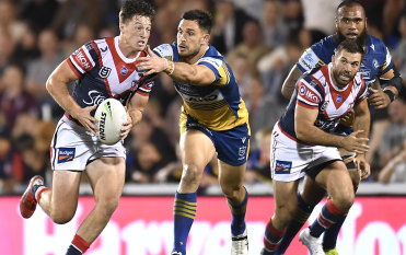 Parramatta's free fall continues at the worst time of year