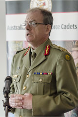 Justice Paul Brereton, who has recommended Defence Force chief Angus Campbell refer 36 matters to the Federal Police for criminal investigation involving 23 incidents and 19 individuals.