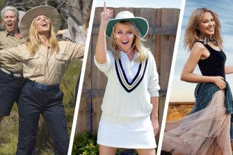 Kylie Minogue fronts Tourism Australia's 'Matesong' campaign.