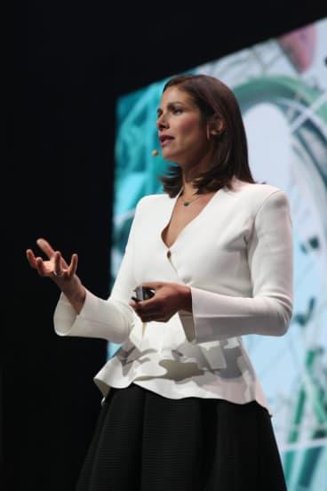 Rachel Botsman, author of Who Can You Trust?