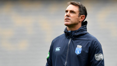 NSW coach Brad Fittler's gamble paid off in Perth after the Blues smashed Queensland 38-6.