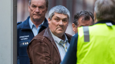 Ronald Lyons arriving at court earlier this year