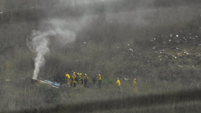 Kobe Bryant crash investigation centres on role played by fog