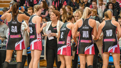 Adelaide Thunderbirds 'on notice' after being fined $100,000 for cap breach