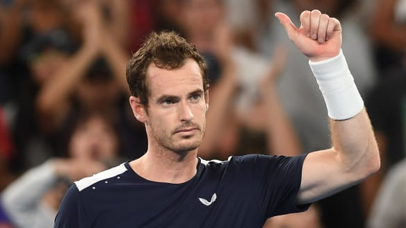 So, perhaps there can still be one last hurrah for Andy Murray