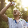 How much water should you really be drinking during exercise?