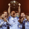 From shambles to champagne: How Sydney FC became Australia's best footy team