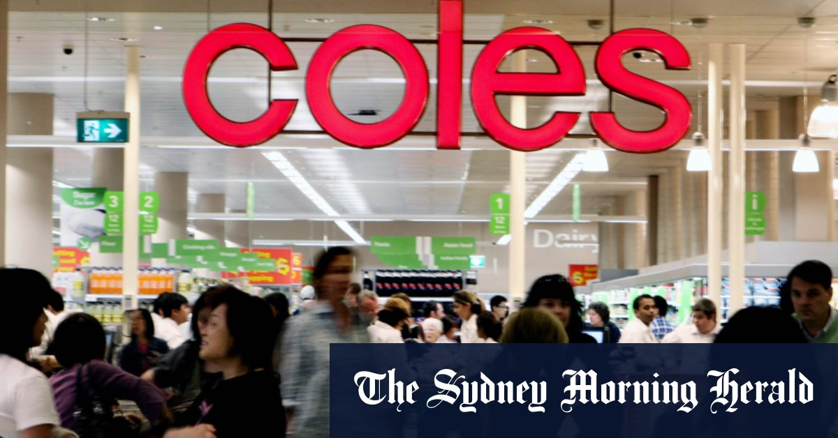 Victorians the big spenders as Coles sales soar – The Age