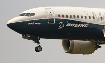 Boeing's problems began in March last year when regulators grounded its bestselling 737 MAX after two fatal accidents. Since then, the coronavirus pandemic has gutted air travel — and with it demand for new passenger planes.