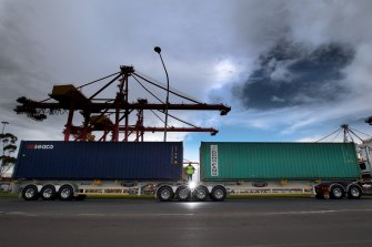 Freight operators have told a Senate committee they're concerned about recruitment and the rollout of safety technology.