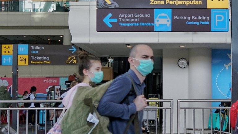 Passengers On Emirates Coronavirus Flight Spent Nearly Two Hours In Bali Airport