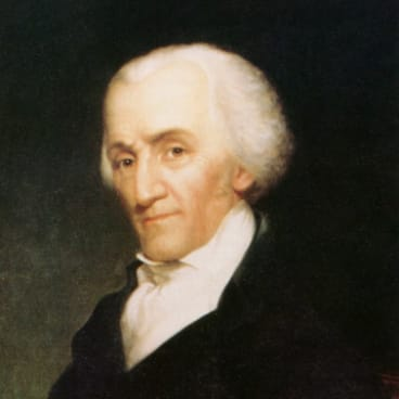 Founding father of the gerrymander: Massachusetts governor and US vice-president Elbridge Gerry.
