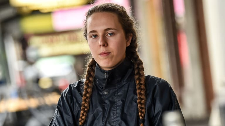 """""""I didn't realise when I first got hired that I was being underpaid,'' says cafe worker Anna Langford."""