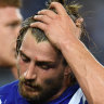 Bulldogs' poor form not helped by loss of young halves