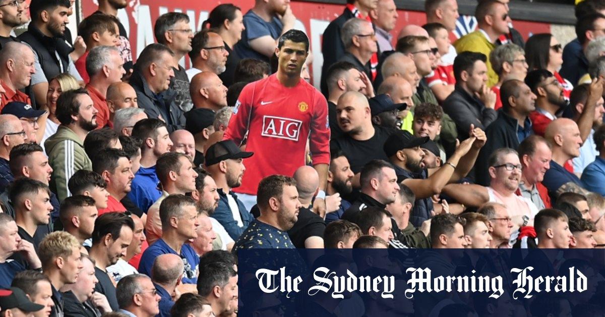 'Back where I belong': Ronaldo seals return to Manchester United - Sydney Morning Herald