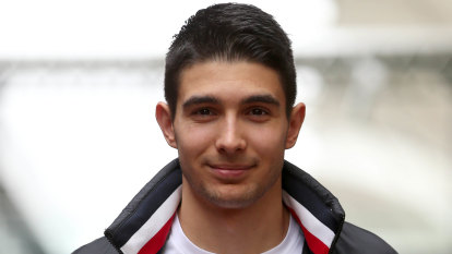 Ocon fits in at Renault after a year out