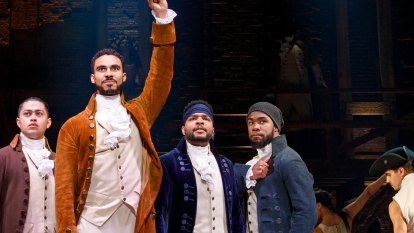 Smash-hit musical Hamilton announces return to Sydney stage