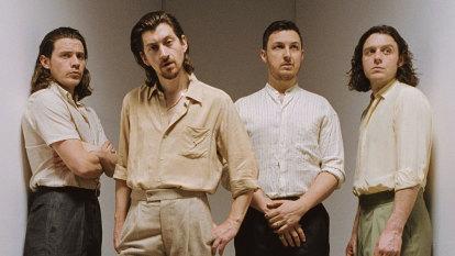 Arctic Monkeys shake off hiatus to bring Tranquility to Australia