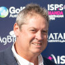 Stephen Pitt quits as Golf Australia CEO
