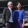 'It's a game-changer': New roof a winner for tennis and netball