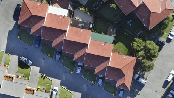 Sydney's housing slump just hit another milestone.