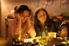 Screening at the festival: Essie Davis and Thomasin McKenzie in The Justice of Bunny King.