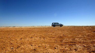 People skirting NSW will need to navigate hundreds of kilometres of dirt roads, with little or no mobile reception.