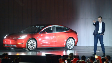 Tesla CEO Elon Musk. The car maker's demand for lithium by 2030 exceeded the entire industry's projections.