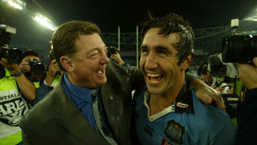 I know first-hand how good a coach Phil Gould was from our time together with NSW.