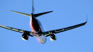 Aviation is said to be responsible for 2.5 per cent of global carbon emissions.